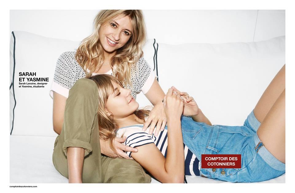 comptoir des cotonniers paris fashion brand