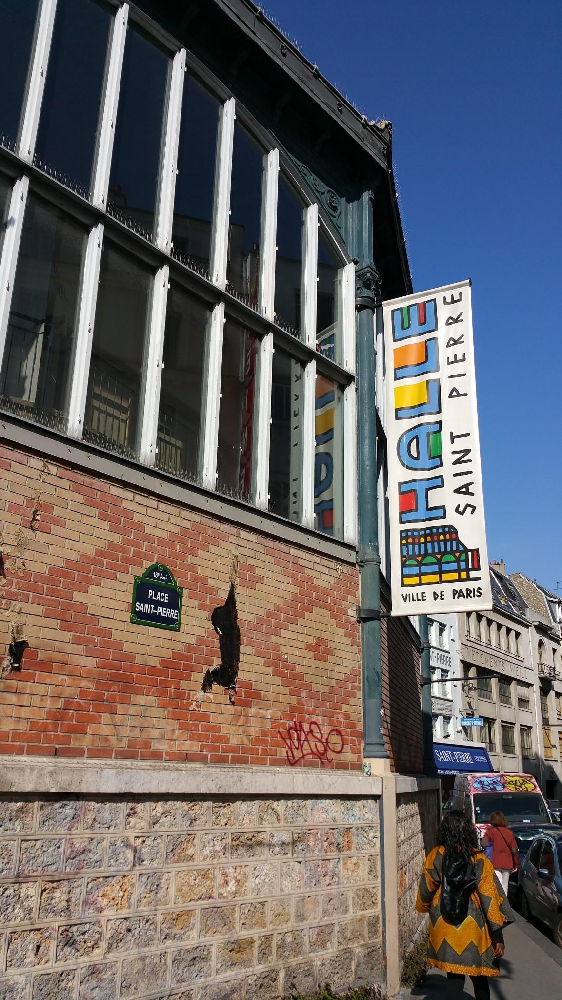 paris halles saint pierre gallery