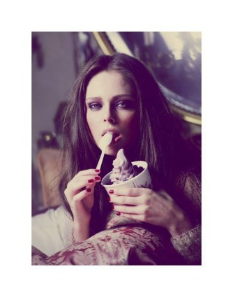 ice cream cup model