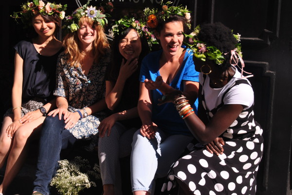 paris flower workshop