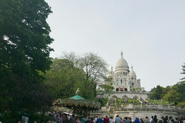 sacre coeur paris to do