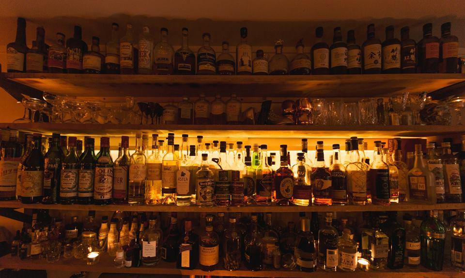 Bespoke Bar Cocktail Paris