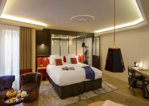 Chambre Studio d'artiste Terrass'' Hotel 2