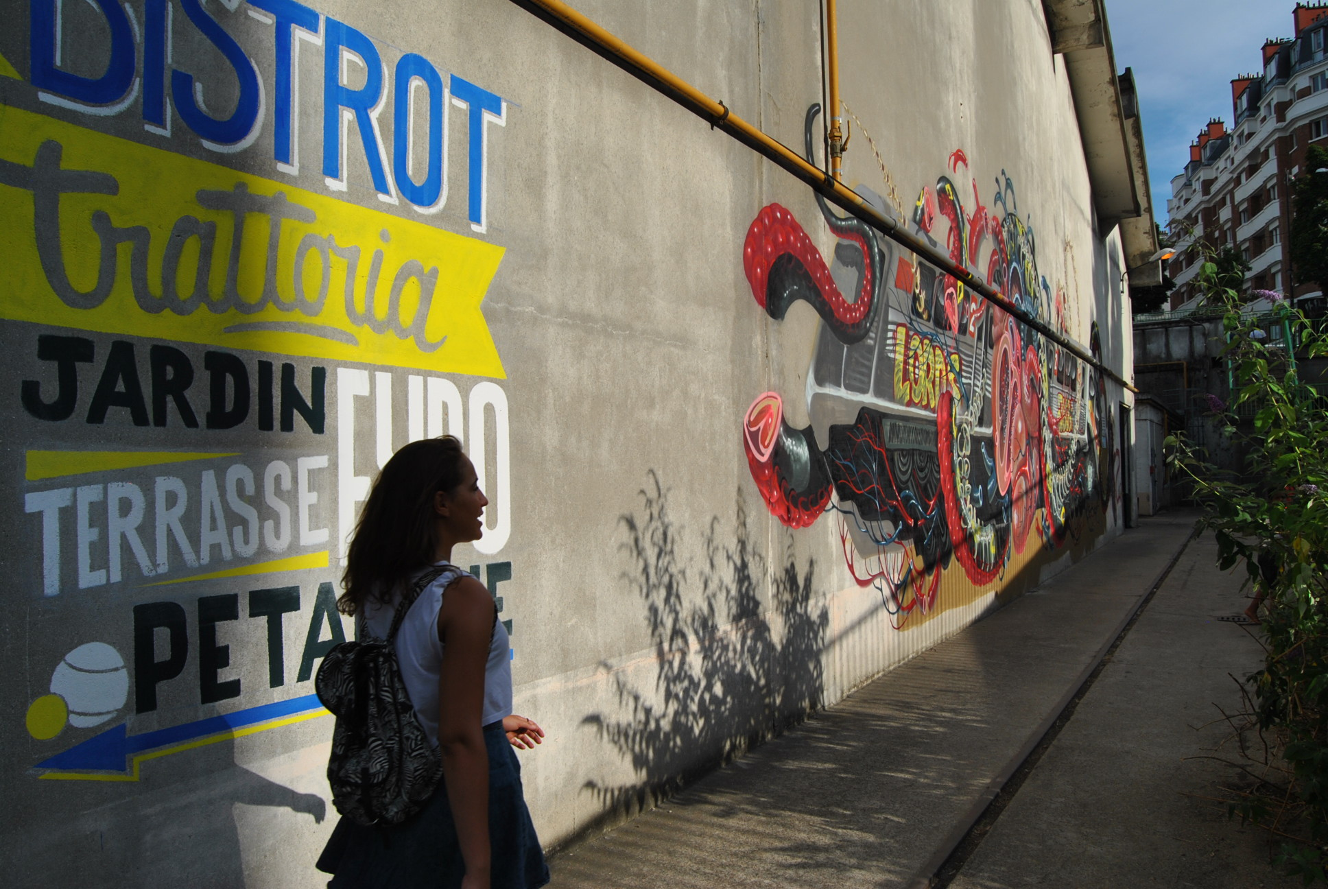 ground control paris grafitti