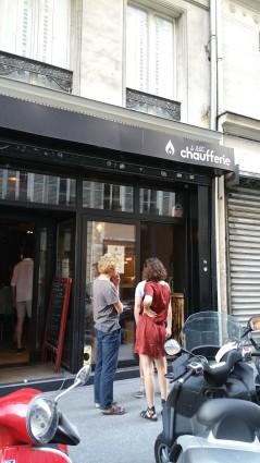 la petite chaufferie bar paris