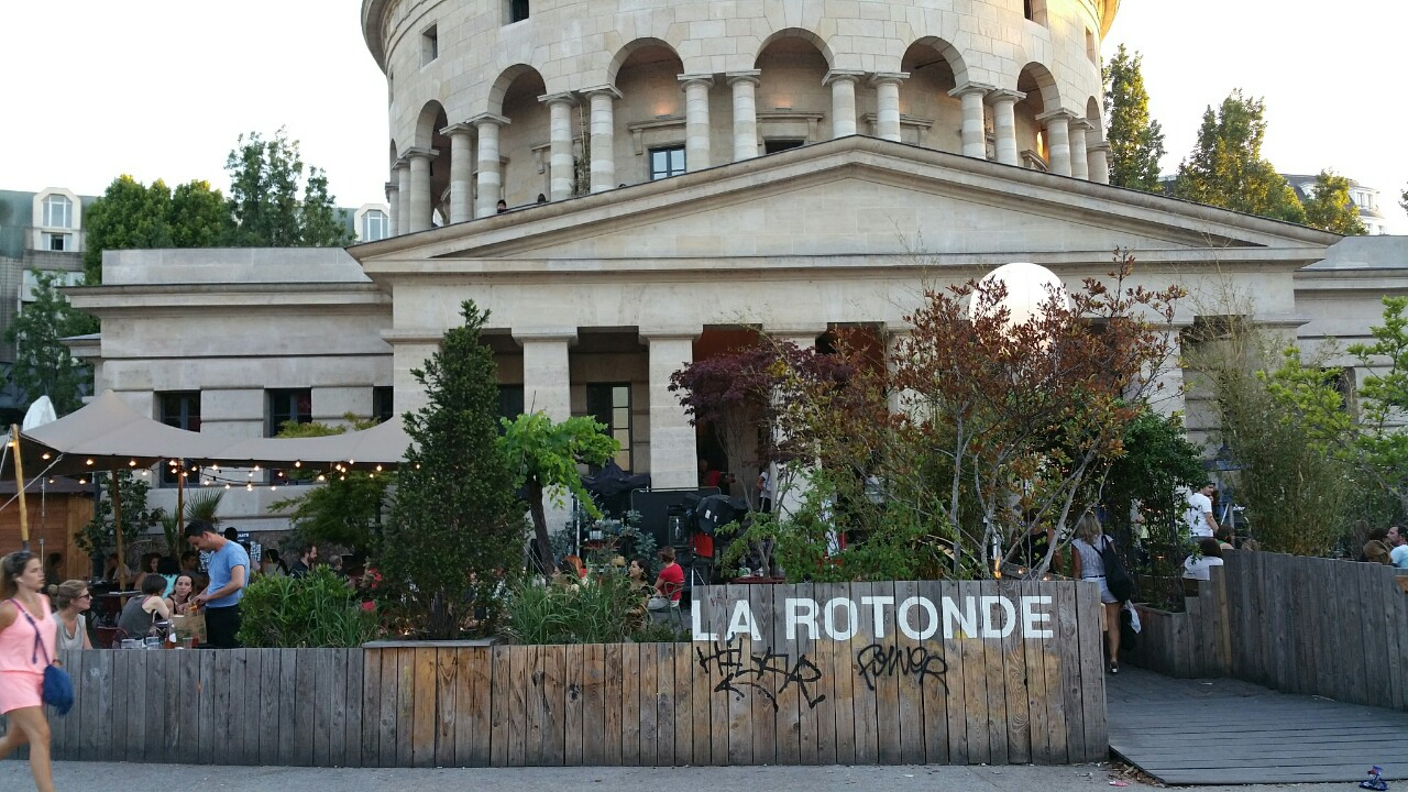 la rotonde cool place paris