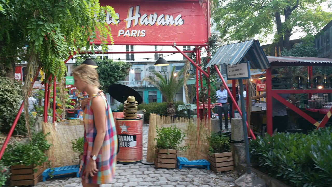 little havana paris at cafe a