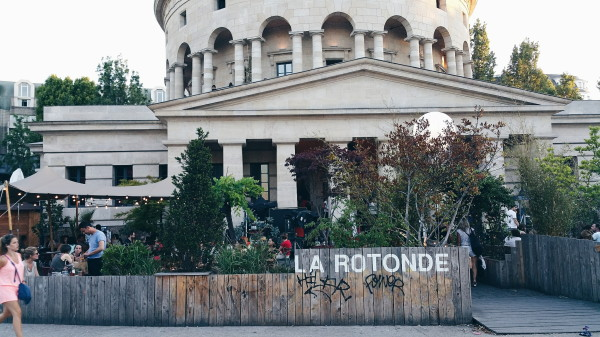 Where to party rotonde paris stalingrad