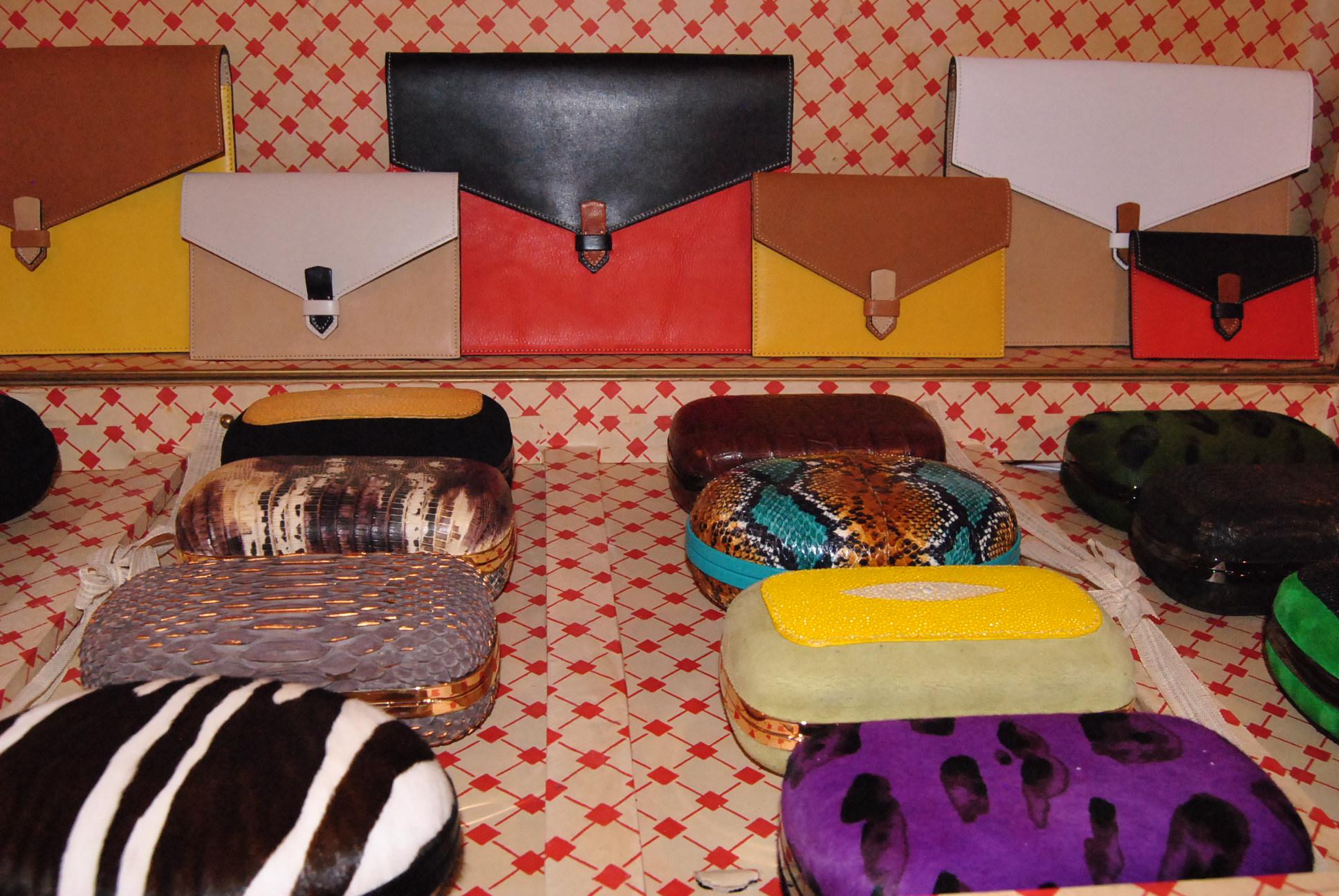 LUXURY BAGS CAROLINE DE MARCHI