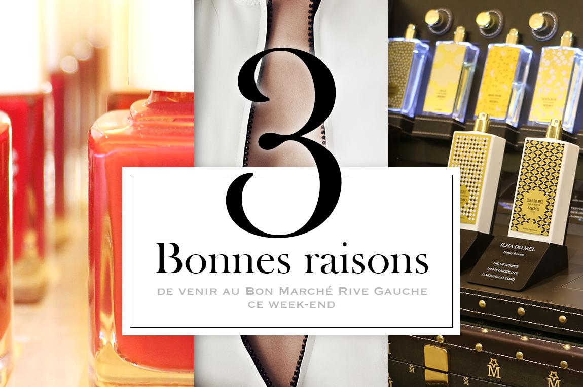 beauty products at bon marche paris