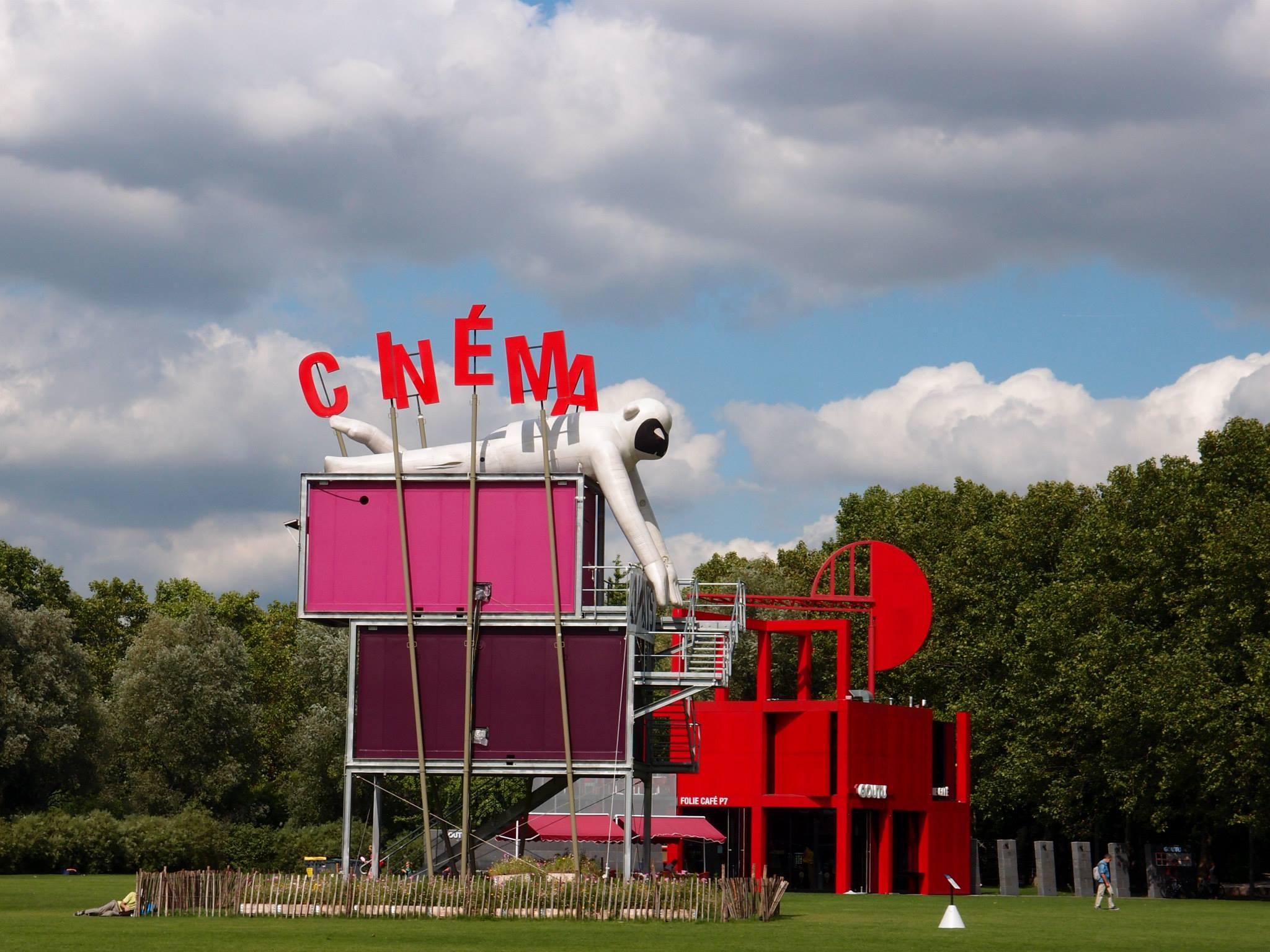 giant art outdoor paris villette