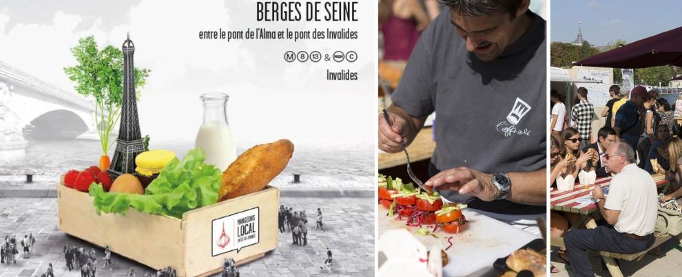 mangeon local eat local paris photo