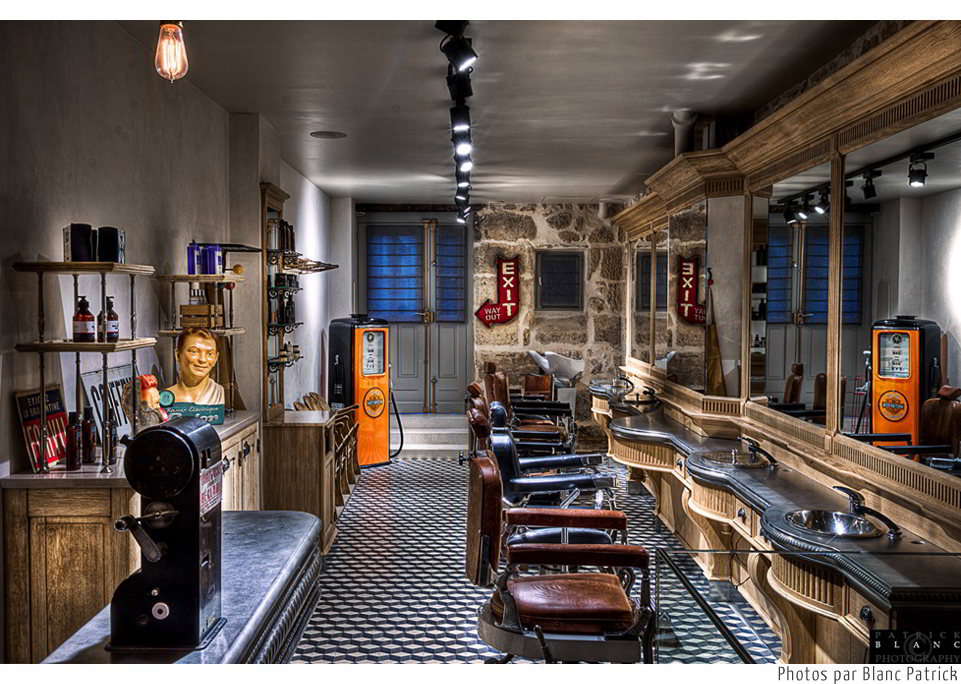 Best barbershops in paris my parisian lifemy parisian life for Salon apb paris