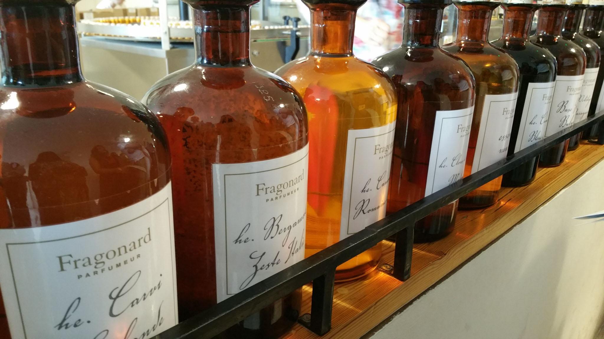 fragonard perfume tour grasse
