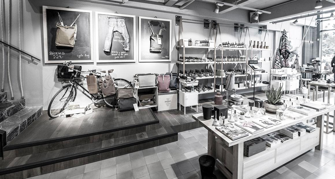 Der Frankfurt Shop