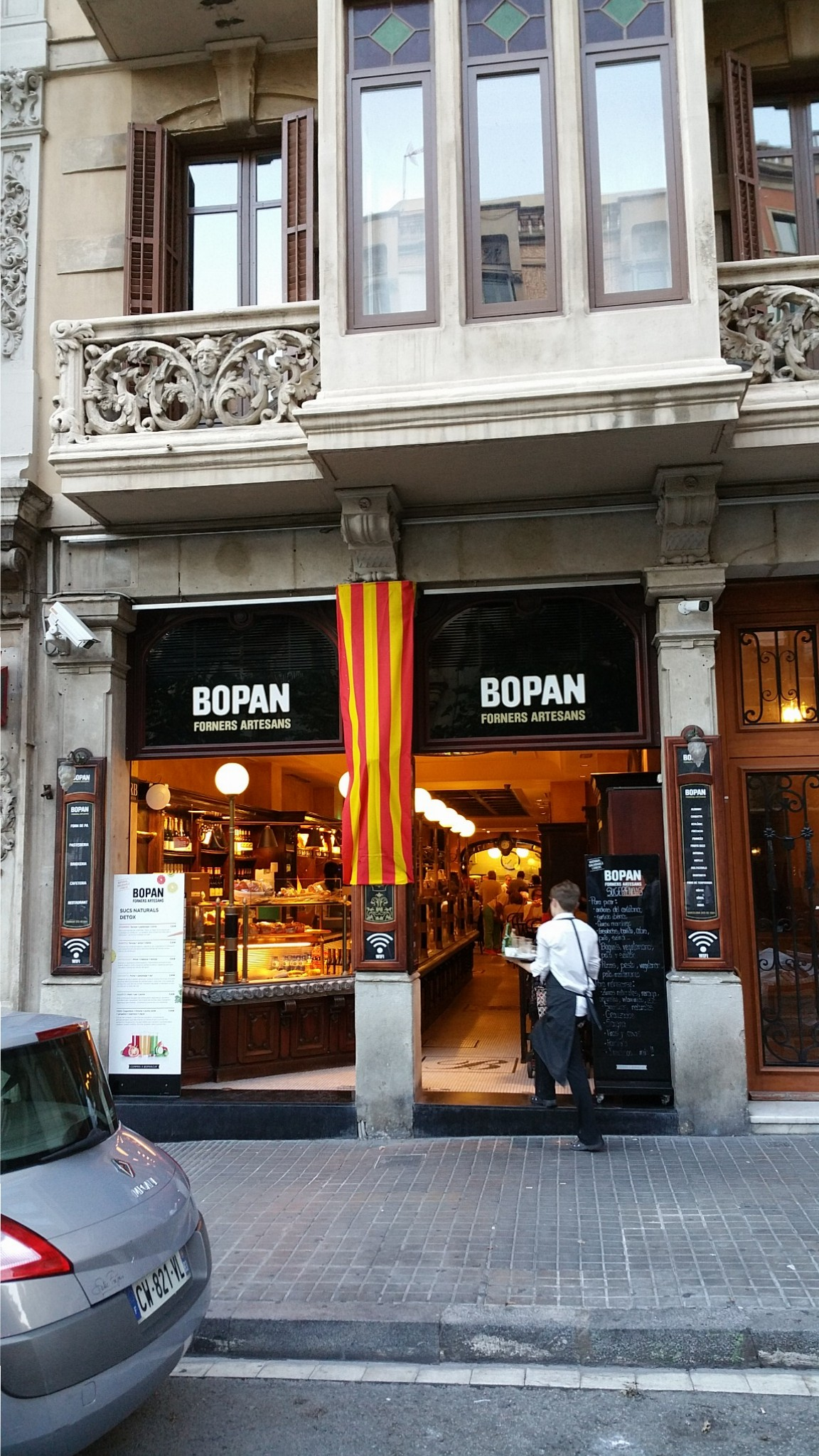 bopan artisinal food barcelona