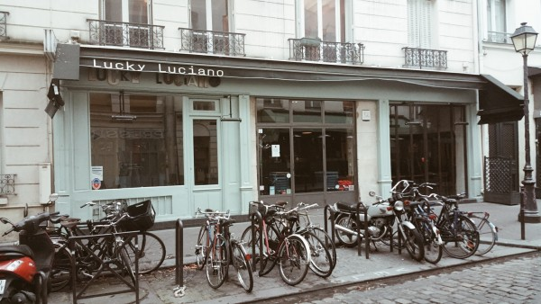lucky luciano pizza paris faubourg saint denis