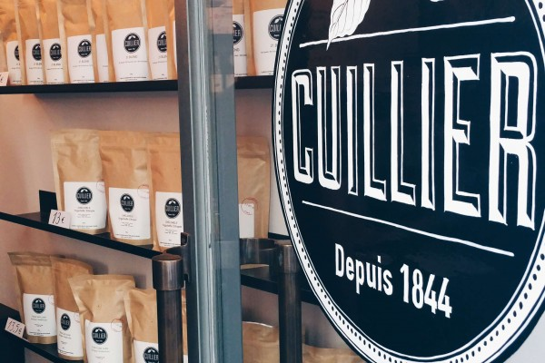 cuillier coffee shop paris
