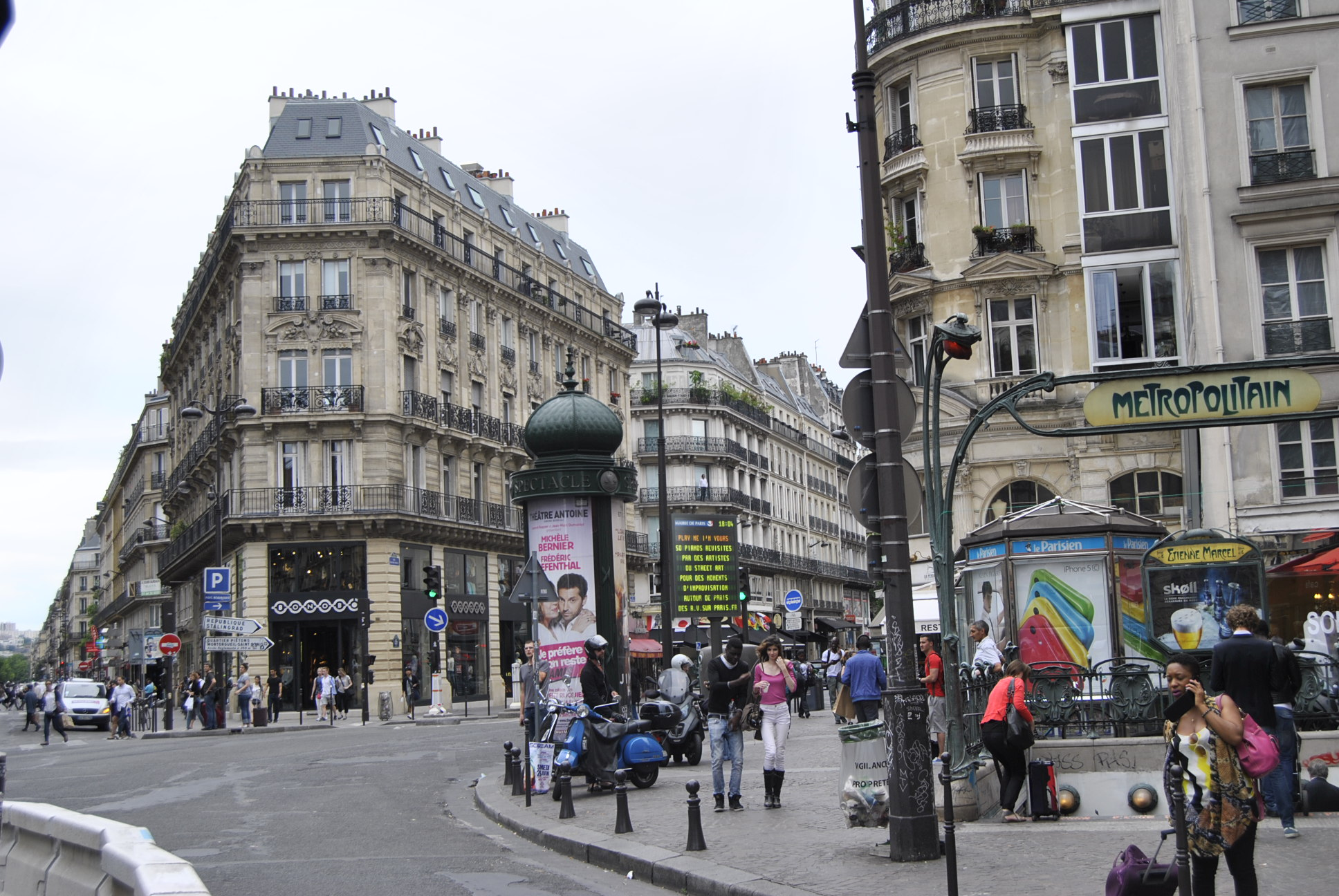 Paris Best Restaurants Second Arrondissement