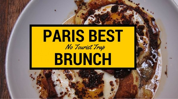 Paris BEst BRUNCH