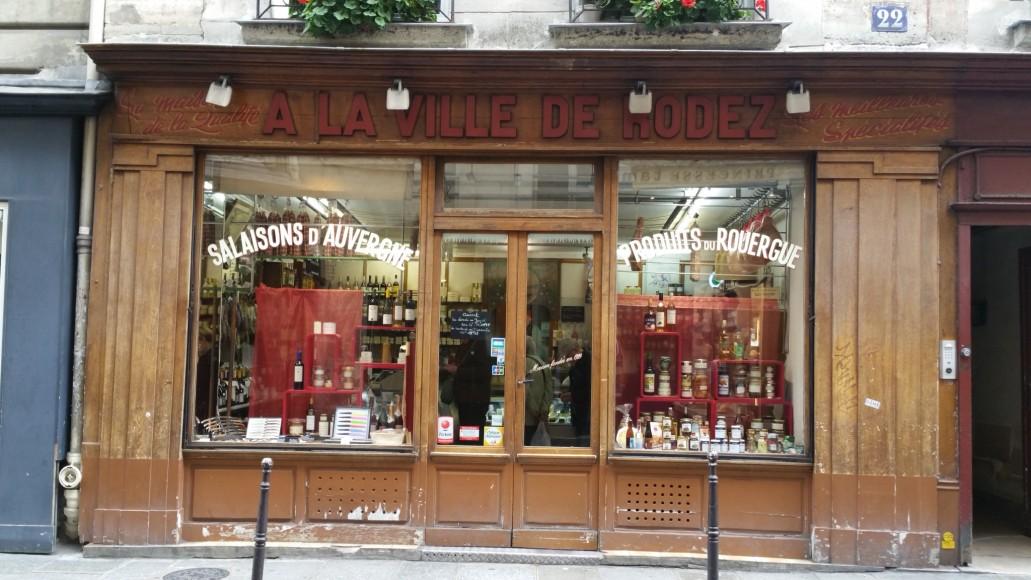 paris food blogger