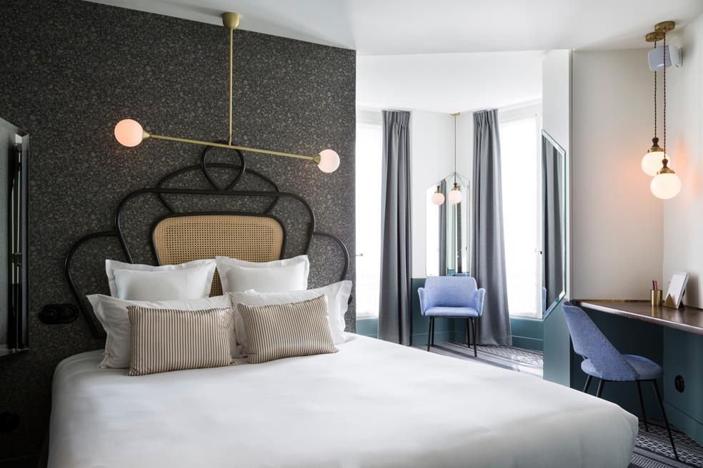 new hotel panache paris review