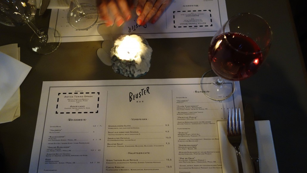 Beuster bar and restaurant berlin best of 2016