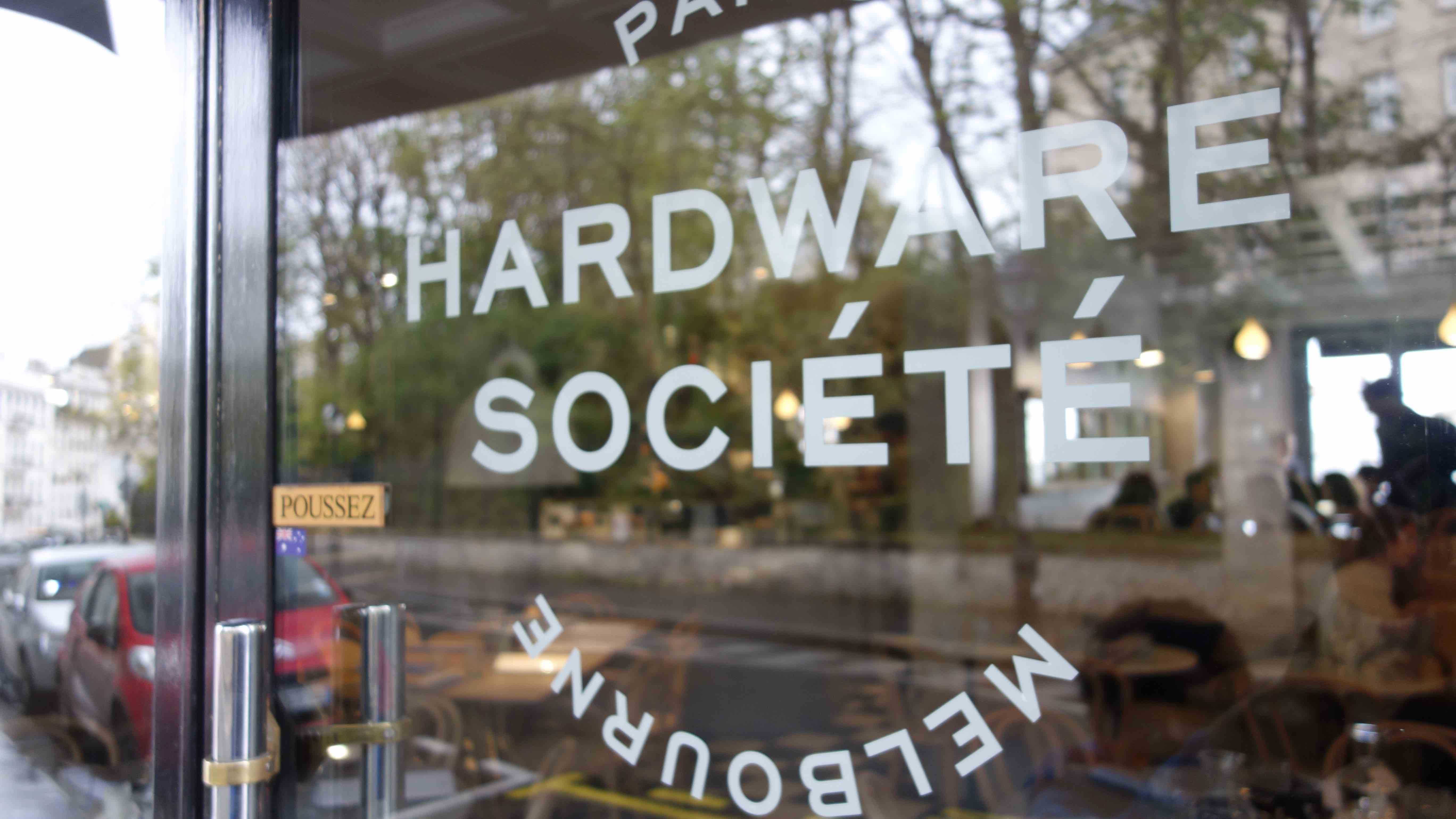 hardware societe photos paris
