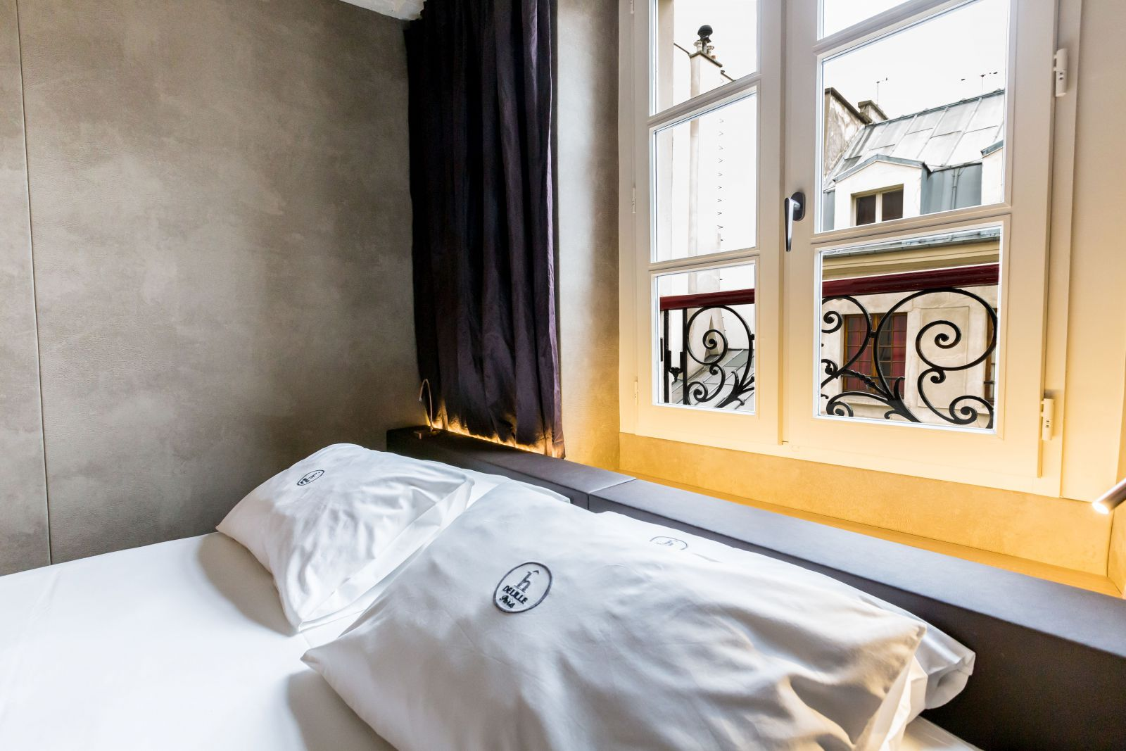Stay in paris hotel de lille 75007 saint germain des for Boutique decoration paris