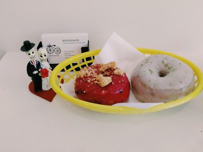 Boneshaker paris donuts review