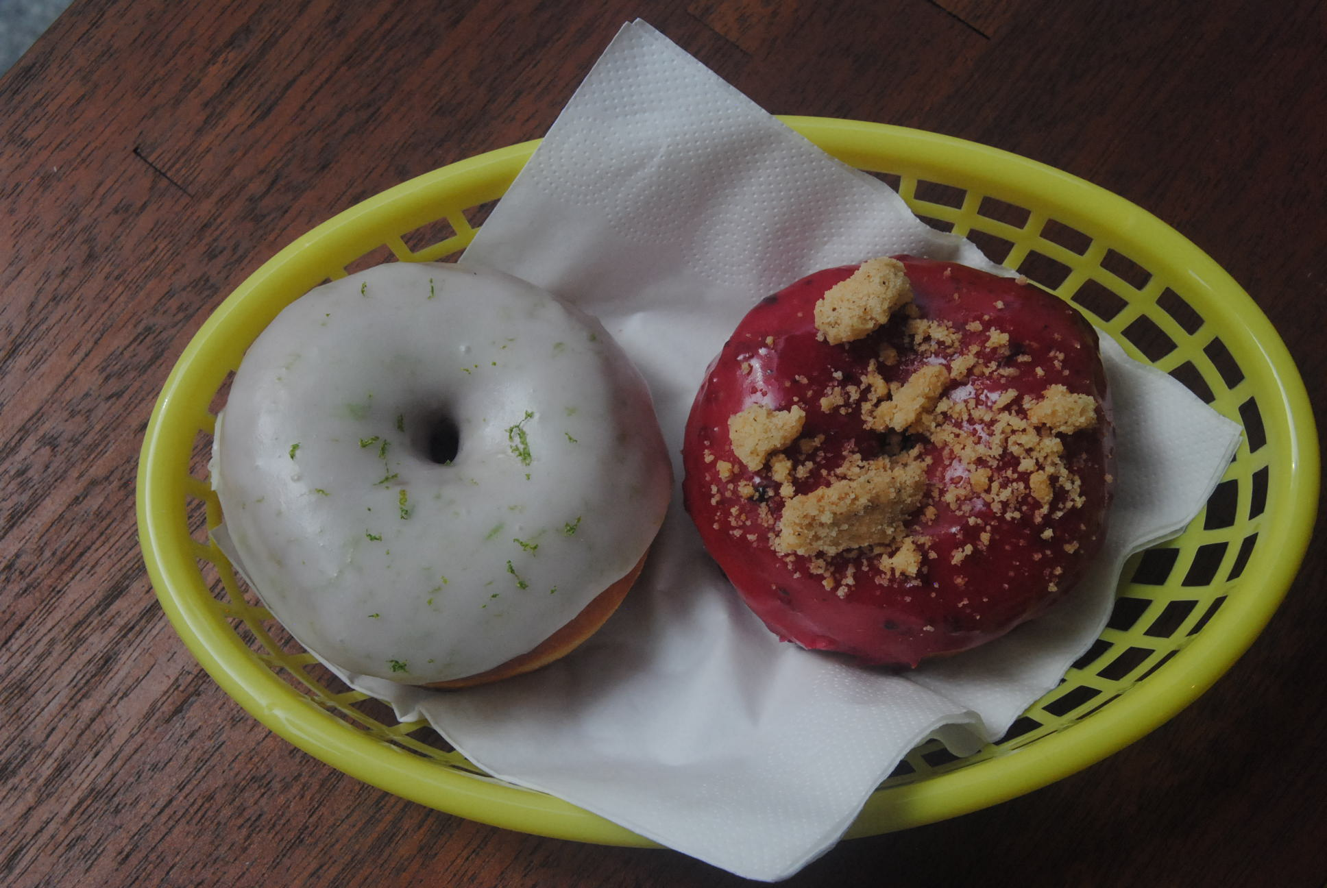 doughnuts in paris
