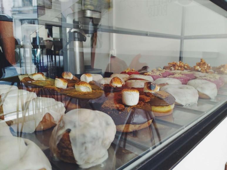 doughnuts in paris boneshaker food blog paris