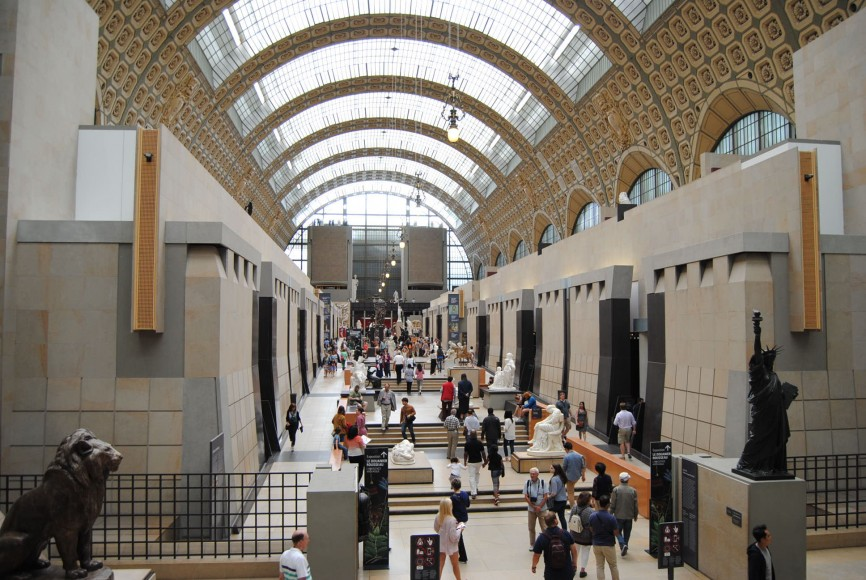 orsay museum paris travel blog
