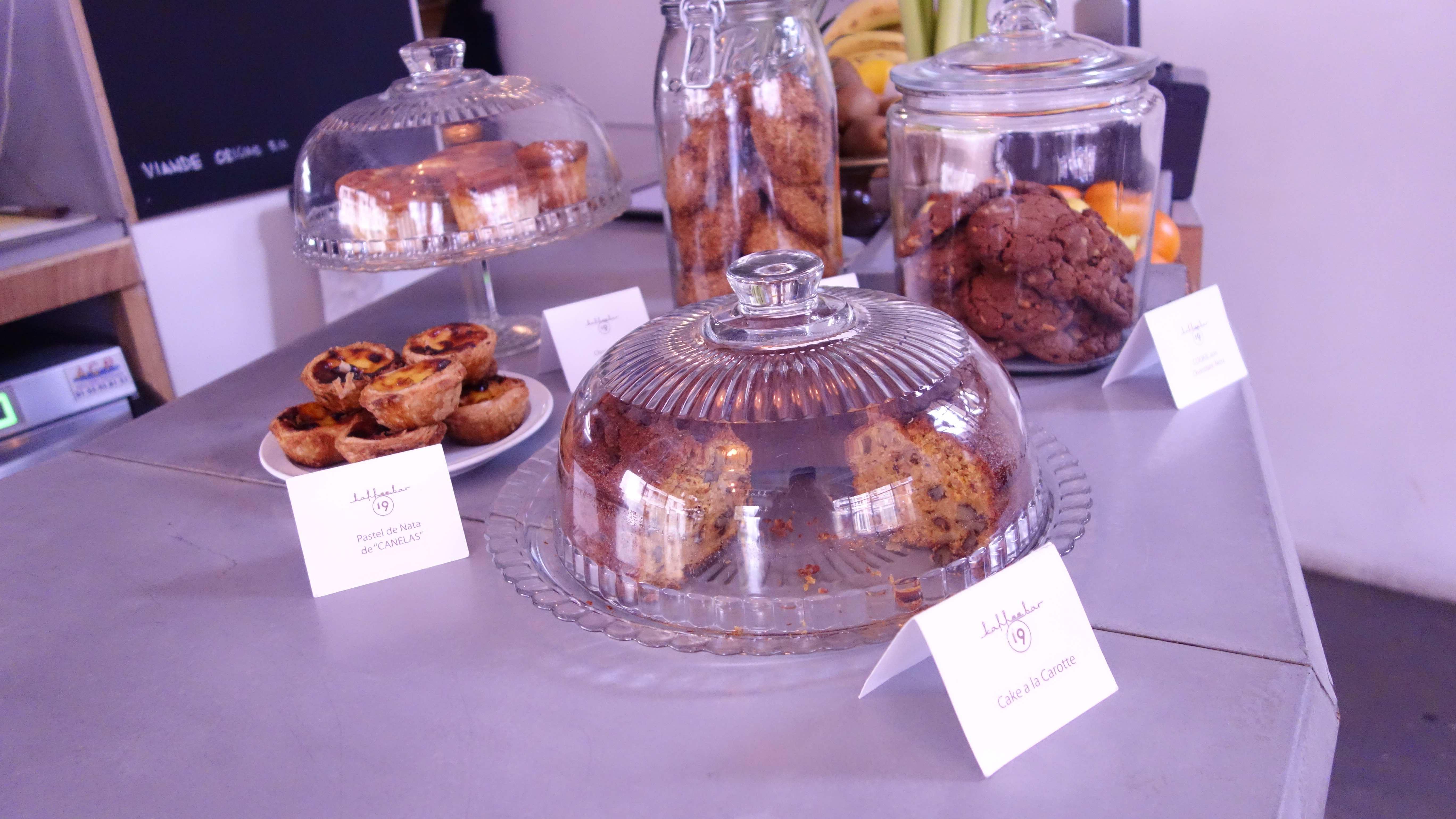 food in paris pastries 75019