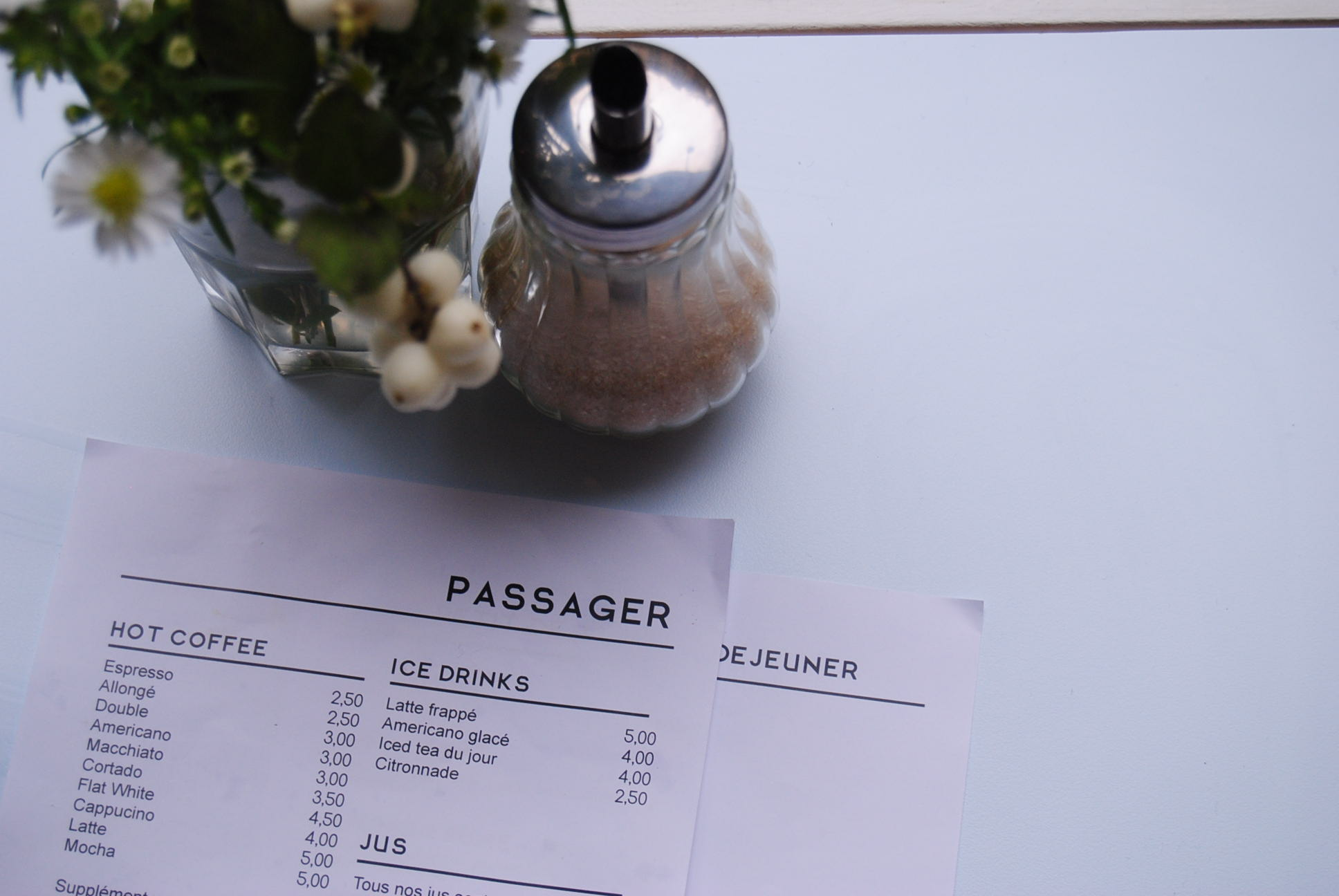 menu-at-passager-prices