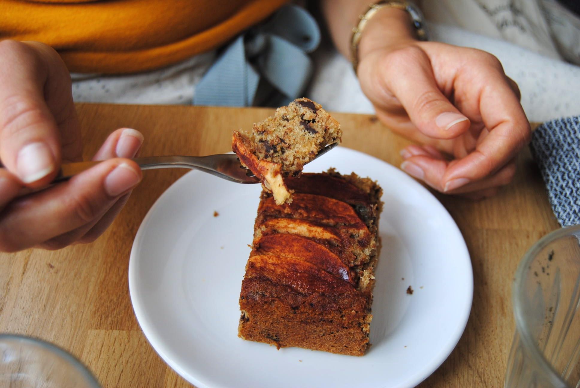fringe coffee paris cake