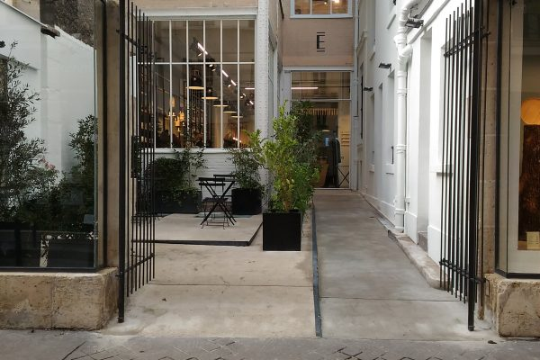 Empreintes paris marais art concept shop