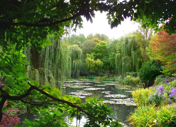 Giverny from Paris