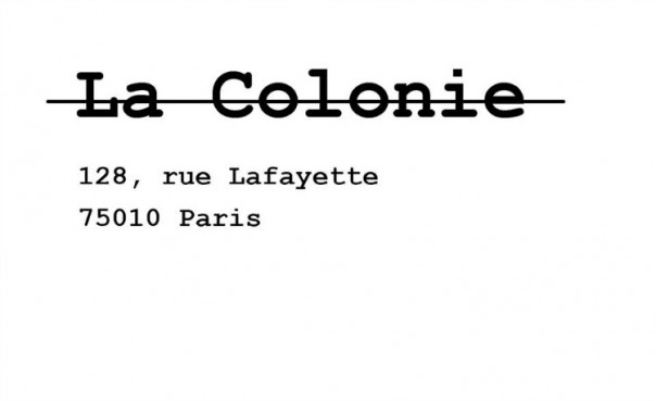 la-colonie-paris