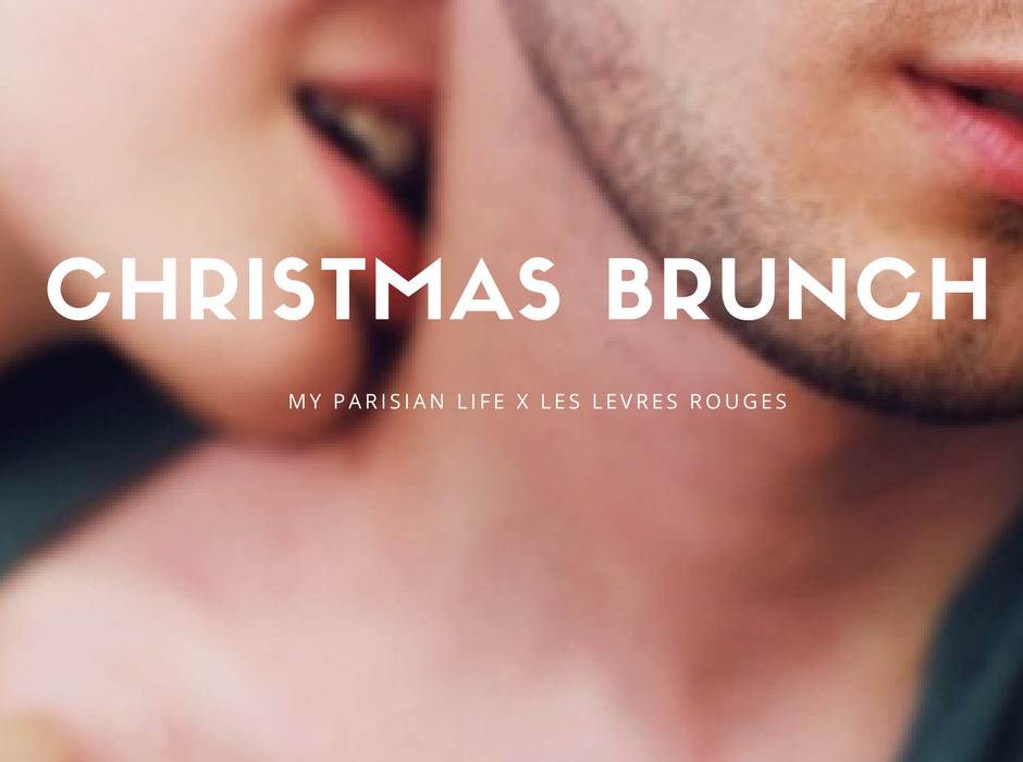 christmas brunch in paris