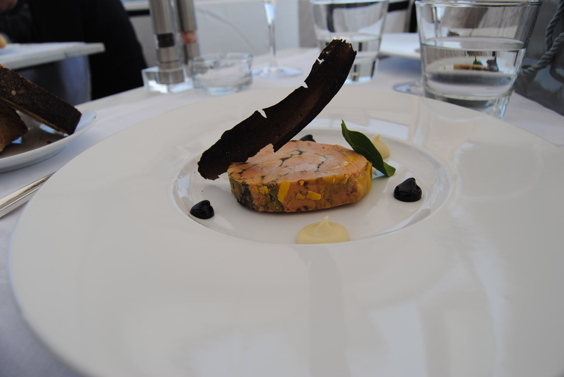 fois gras in paris