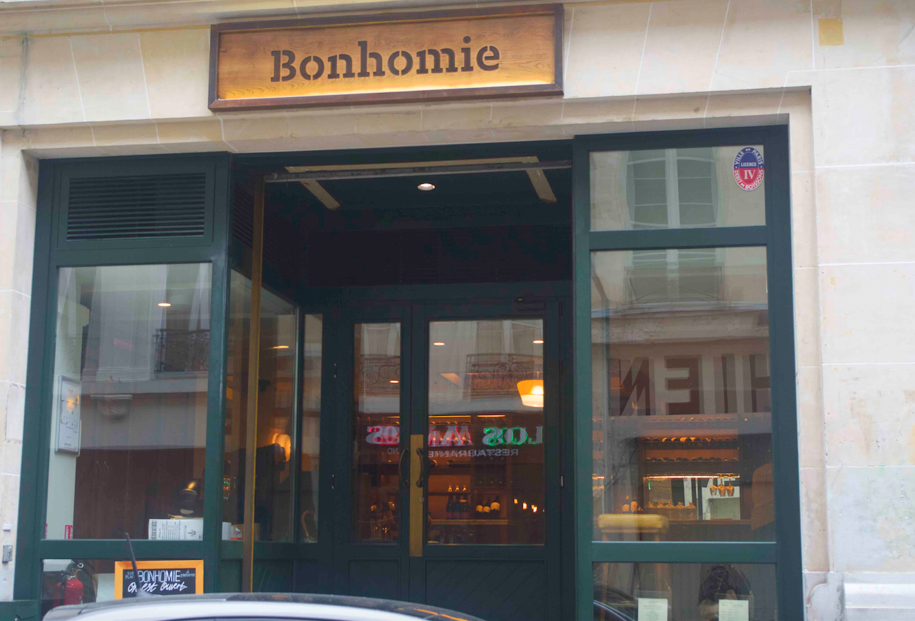 bonhomie paris