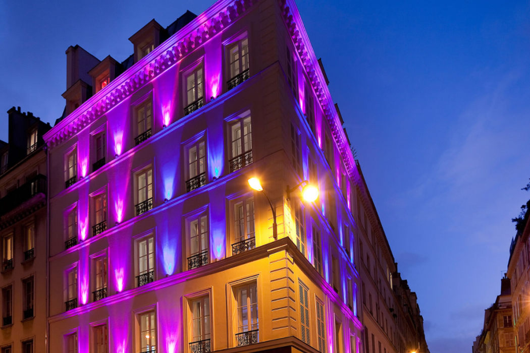 Stay in paris hotel design secret paris 75009 pigalle for Paris secret hotel