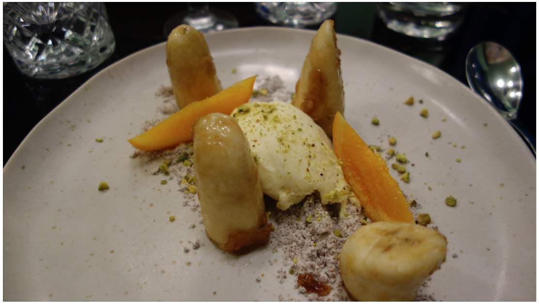 dinner marais les foodies paris dessert