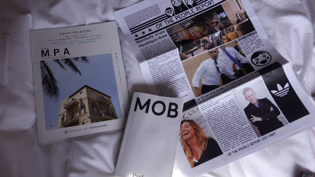 mob hotel paris saint ouen MPA mag bed