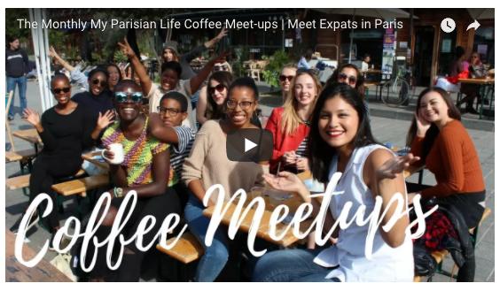 meet people in paris vlog