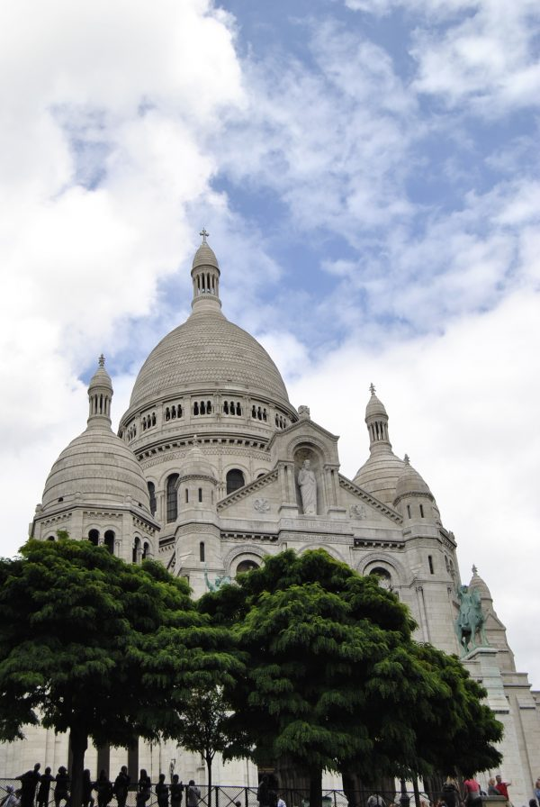 where to eat sacre coeur