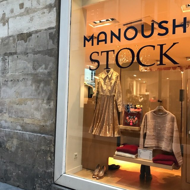 manoush paris fashion shop