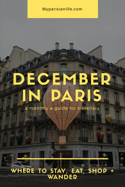 pinterest december in paris