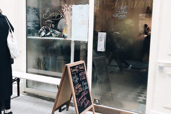 new coffee shop paris 2018 cafe berry